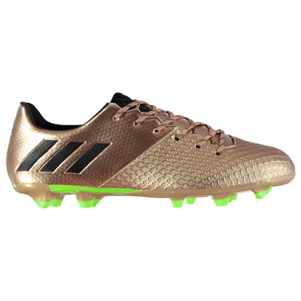 Adidas Messi 16.2 FG Mens Football Boots (Copper Metal-Black)
