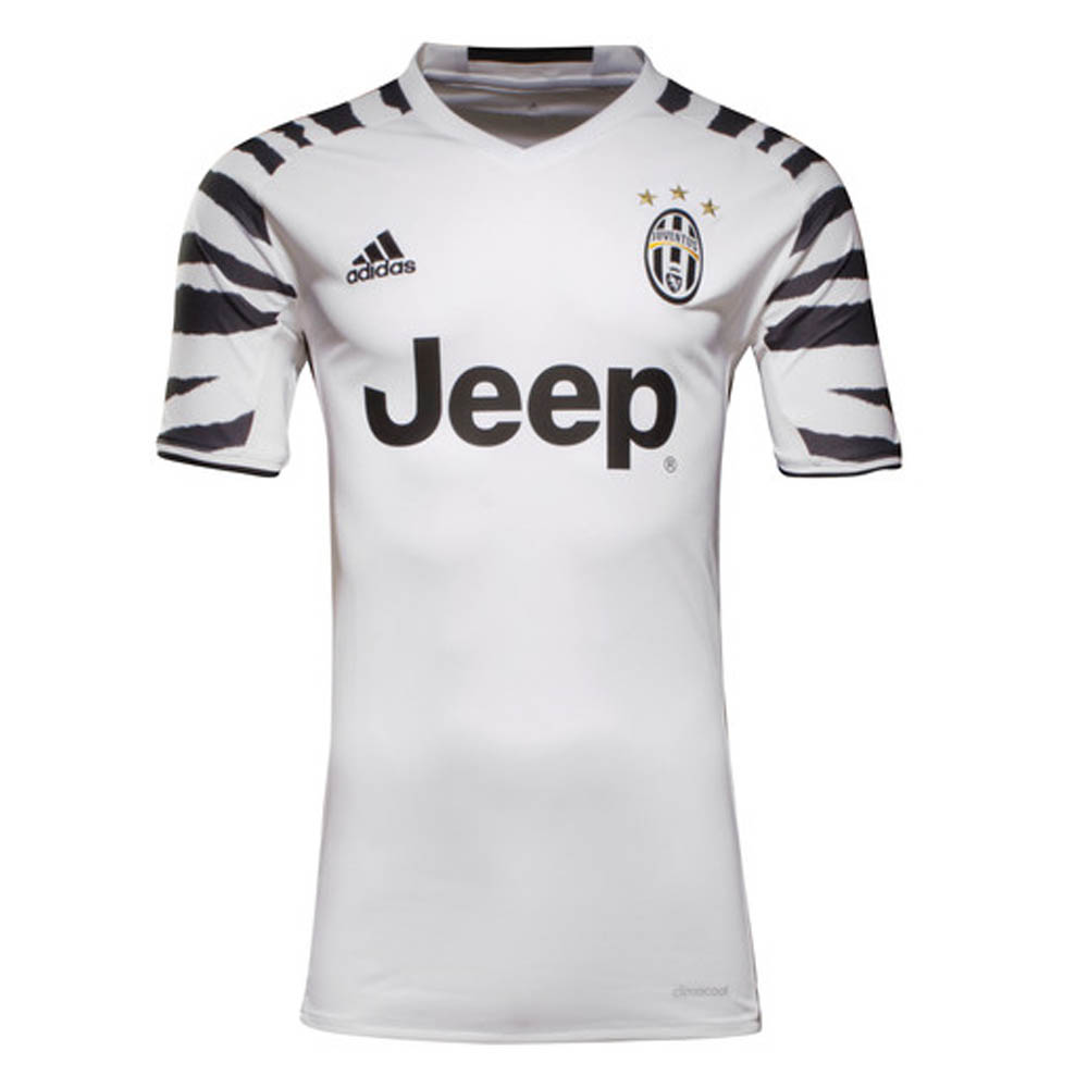 20162017 Juventus Adidas Third Football Shirt