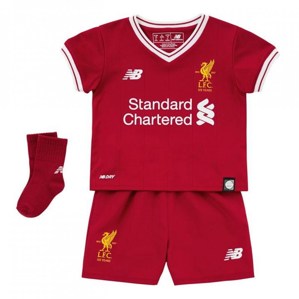 20172018 Liverpool Home Baby Kit