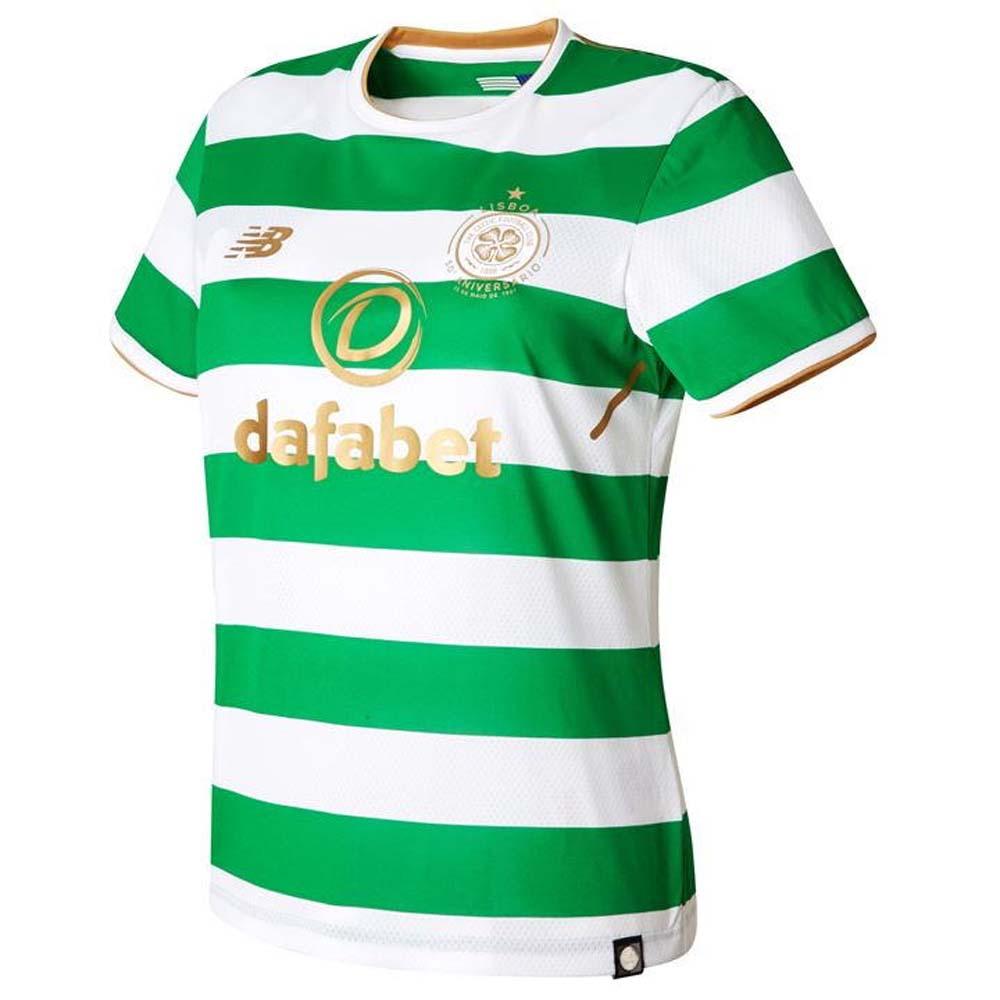 2017-2018 Celtic Home Ladies Football Shirt
