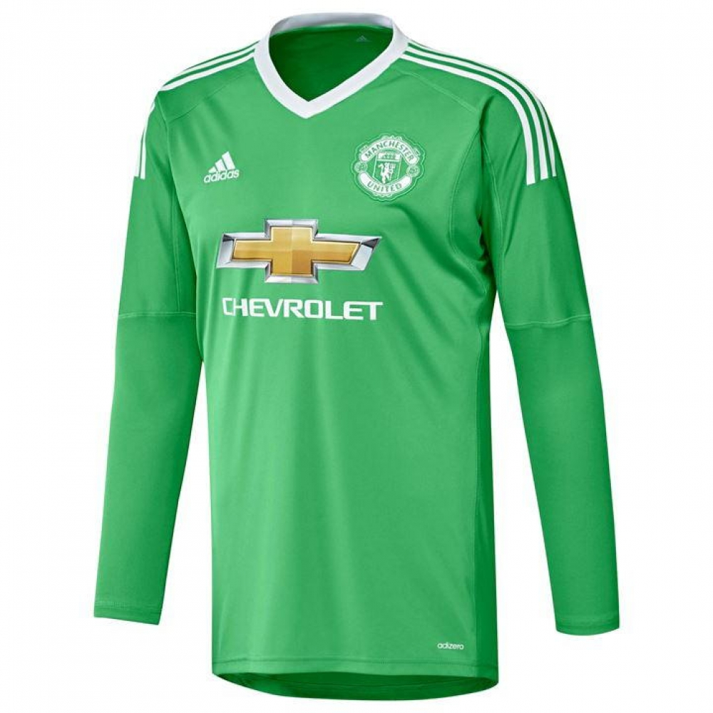 newest collection 481b5 661ef manchester united 1 de gea away long sleeves mens adults ...