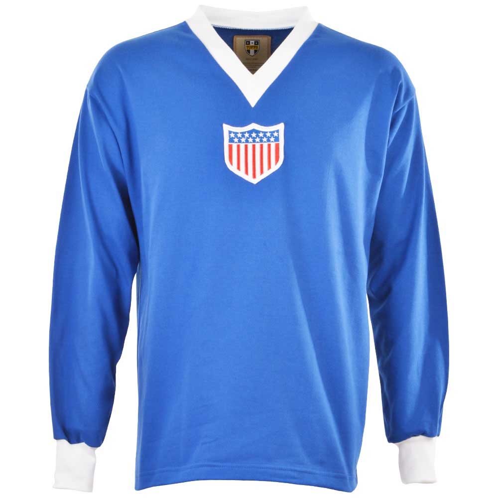 USA 1934 World Cup Retro Football Shirt