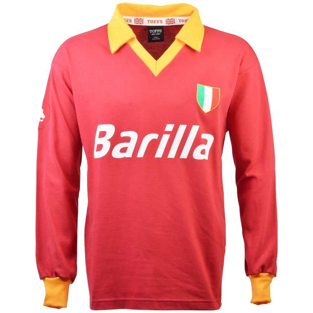 Roma 1983-1984 Retro Football Shirt