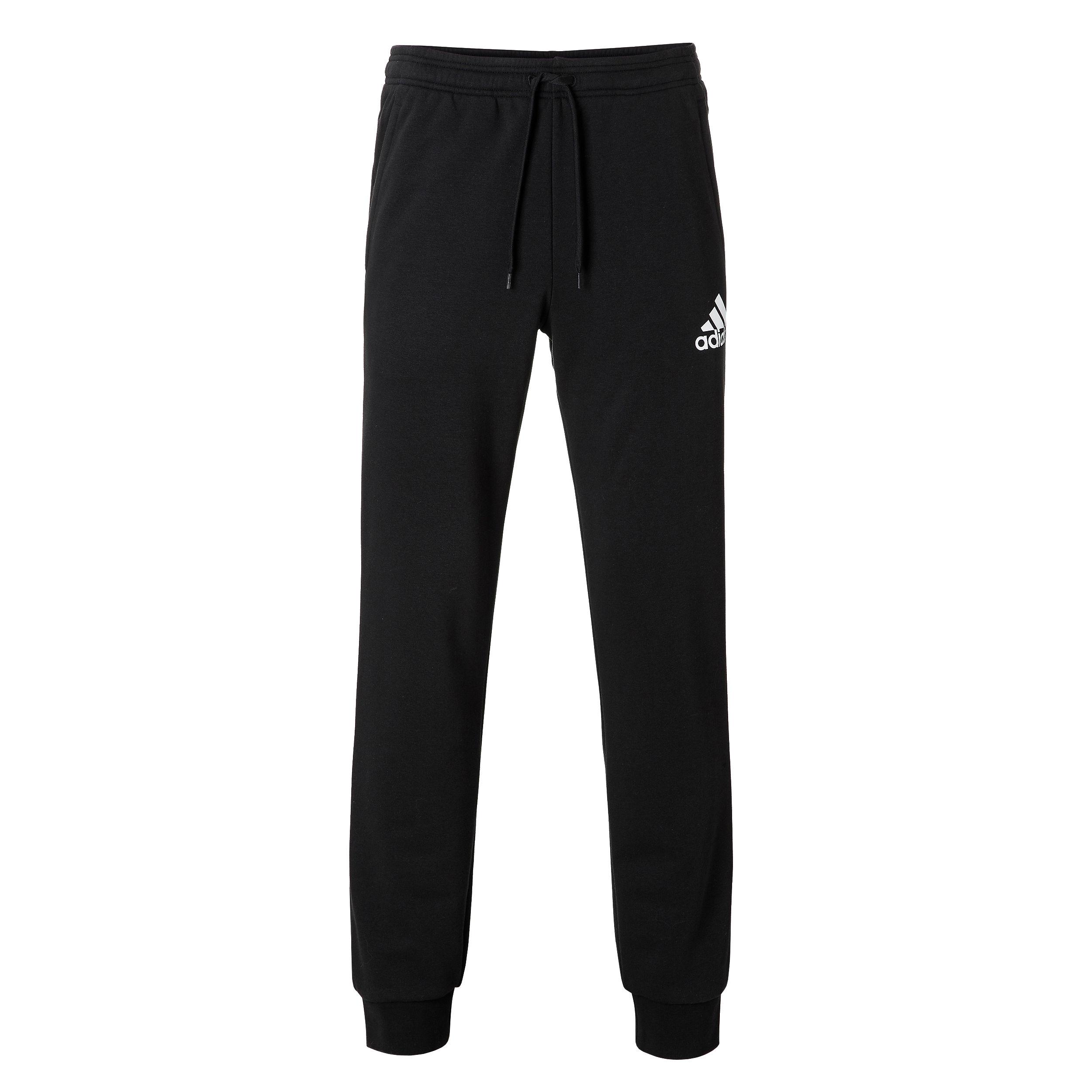 2017-2018 Bayern Munich Adidas Lifestyle Pants (Black)