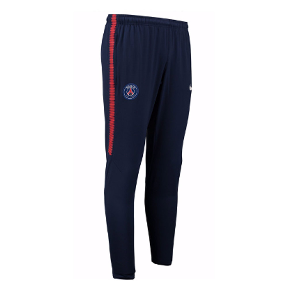 2017-2018 PSG Nike Training Pants (Navy)