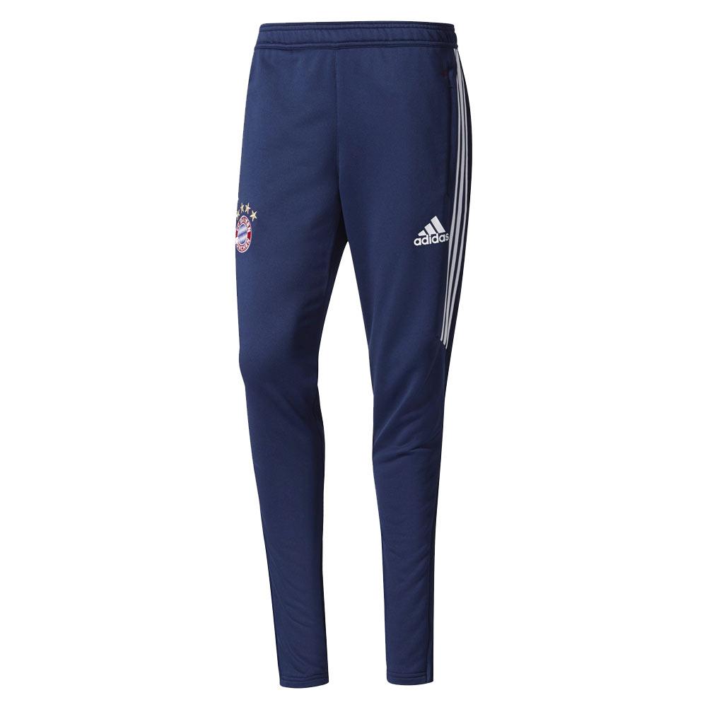 2017-2018 Bayern Munich Adidas Training Pants (Navy)