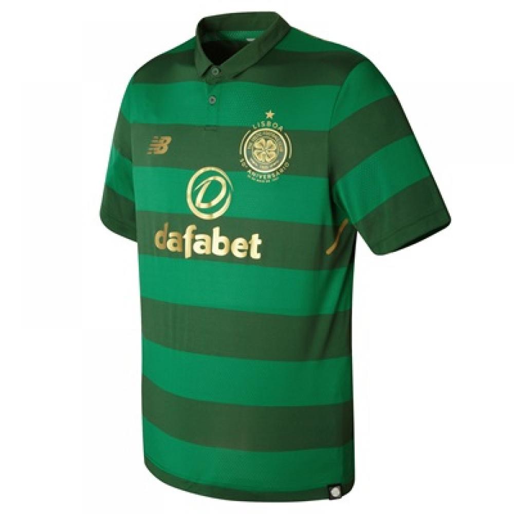 2017-2018 Celtic Away Football Shirt