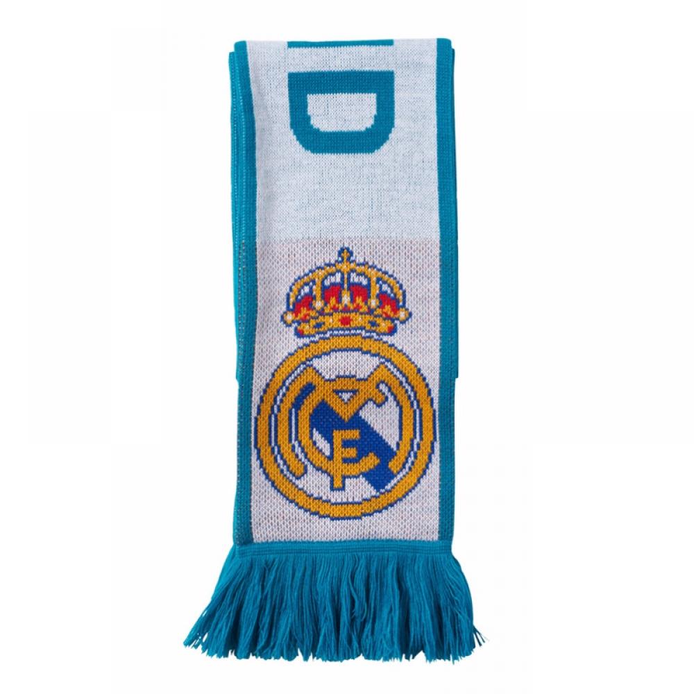 2017-2018 Real Madrid Adidas Scarf (White)