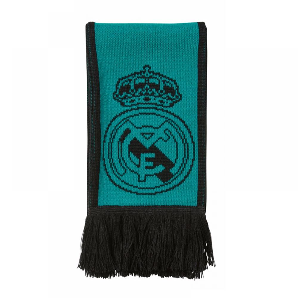 2017-2018 Real Madrid Adidas Scarf (Blue)