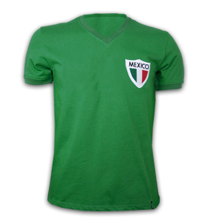 Mexico 1960's Short Sleeve Retro Shirt 100% cotton