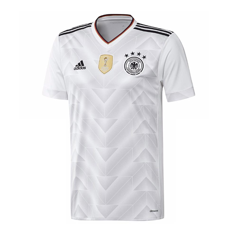 2017-2018 Germany Home Adidas Football Shirt (Kids)