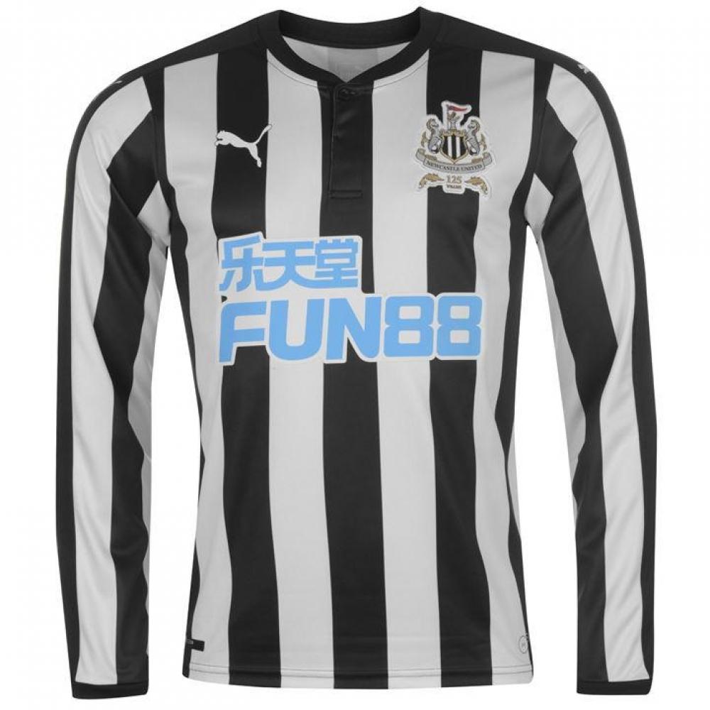 2017-2018 Newcastle Home Long Sleeve Shirt
