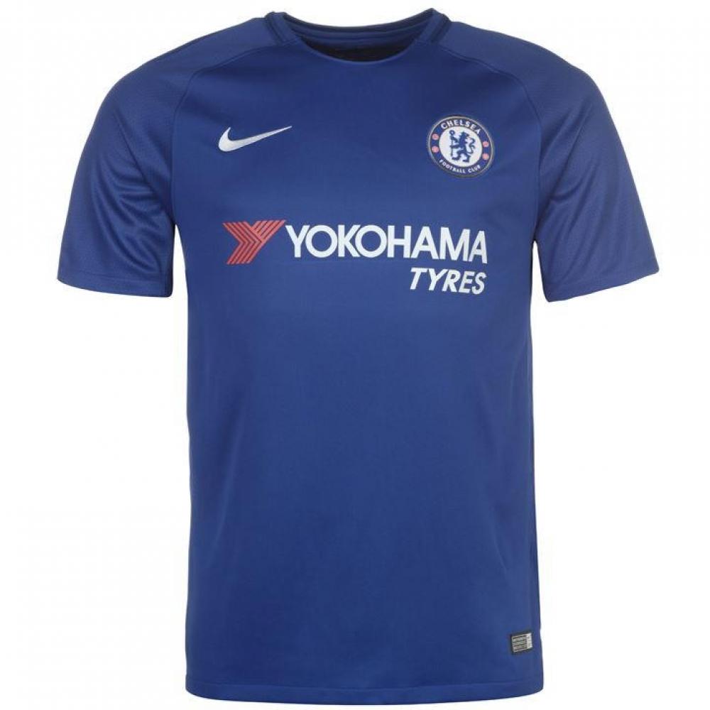 2017-2018 Chelsea Home Nike Football Shirt