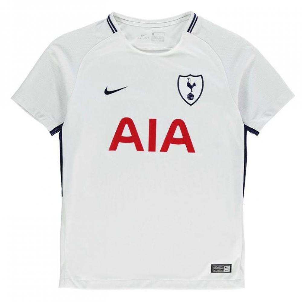 2017-2018 Tottenham Home Nike Football Shirt (Kids)