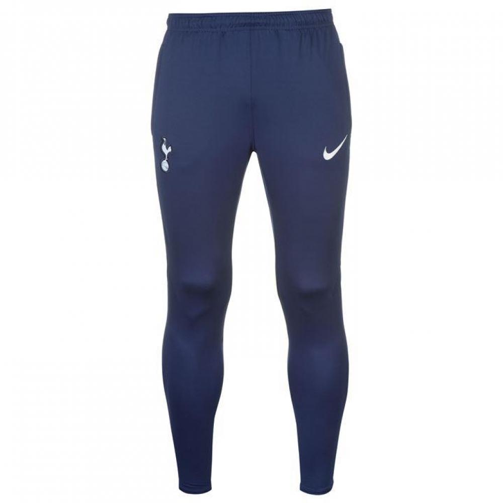 2017-2018 Tottenham Nike Tracksuit Pants (Navy)