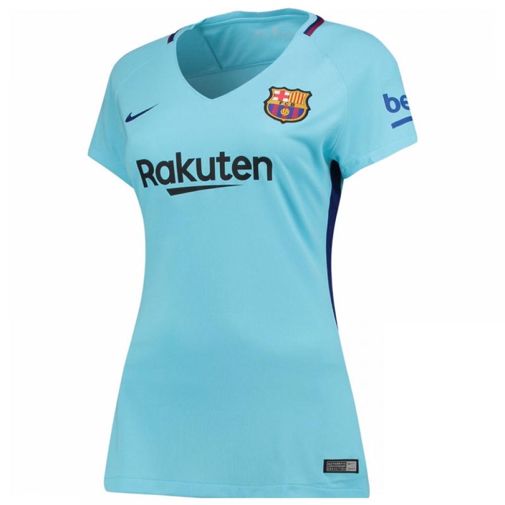 2017-2018 Barcelona Away Nike Ladies Shirt