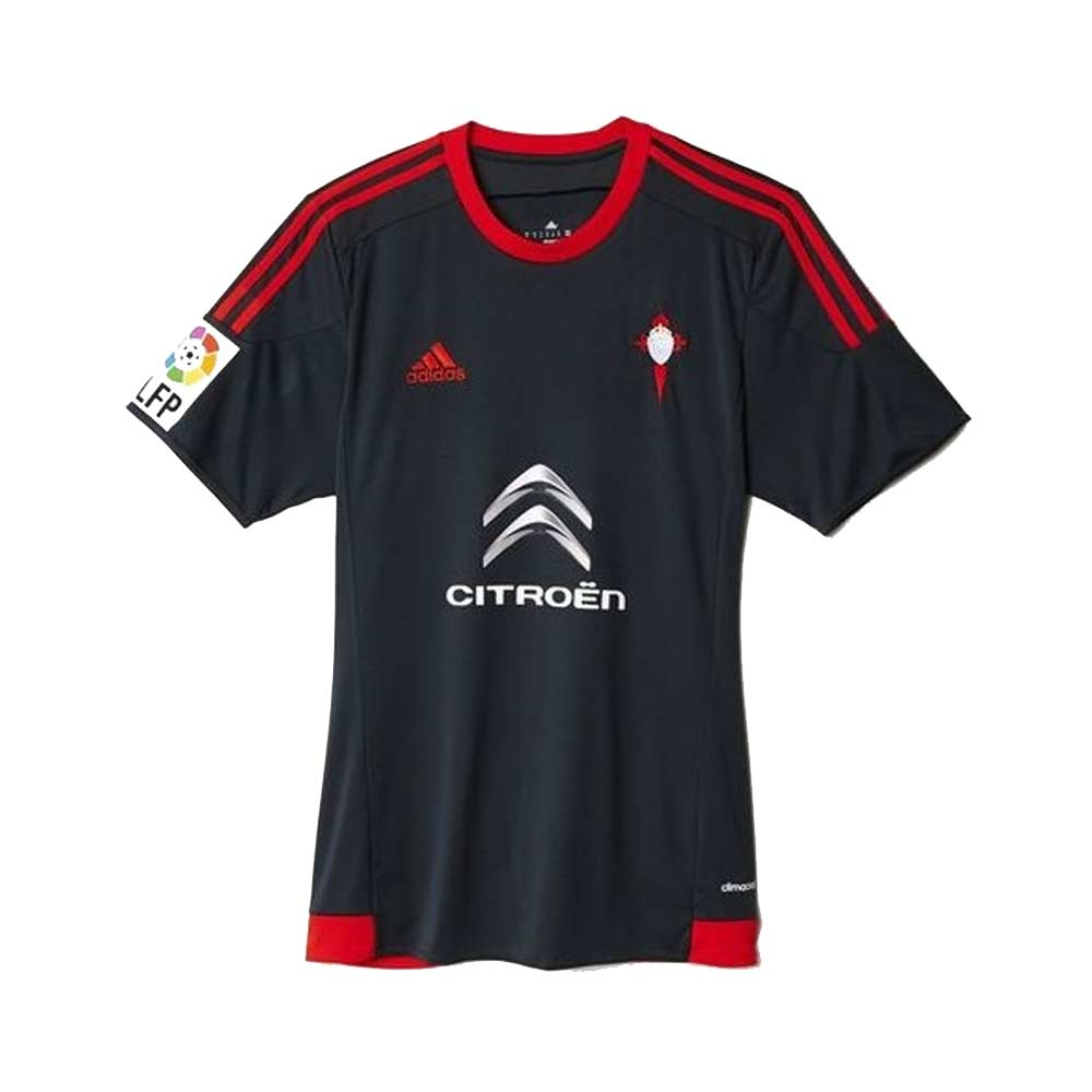2015-2016 Celta Vigo Adidas Away Football Shirt