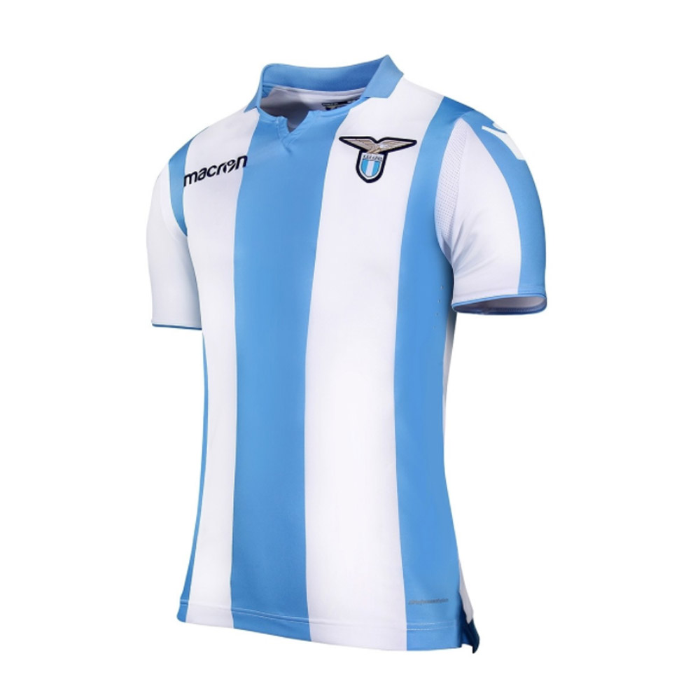 2017-2018 Lazio Authentic Away Match Shirt