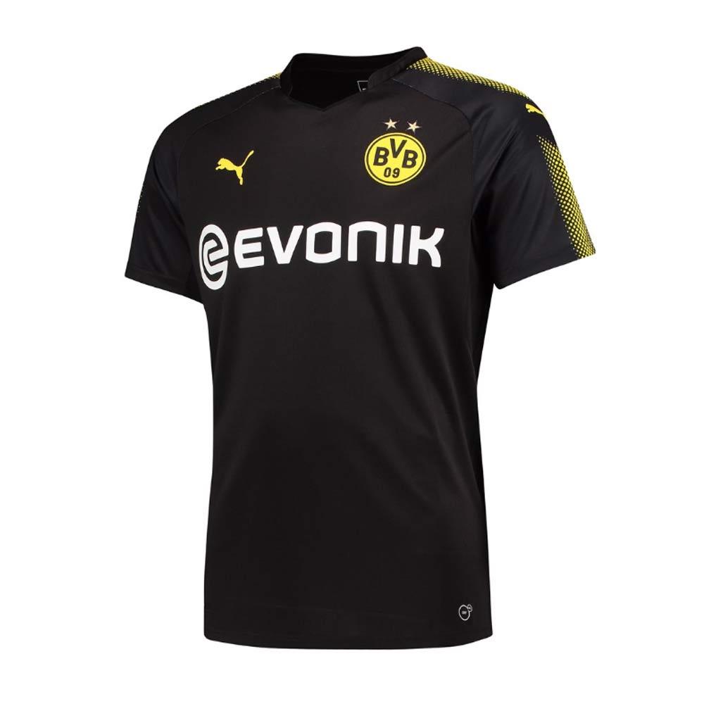 2017-2018 Borussia Dortmund Puma Away Football Shirt