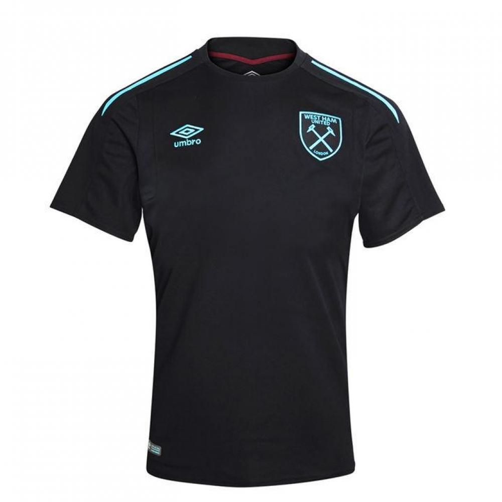 2017-2018 West Ham Away Football Shirt (Kids)