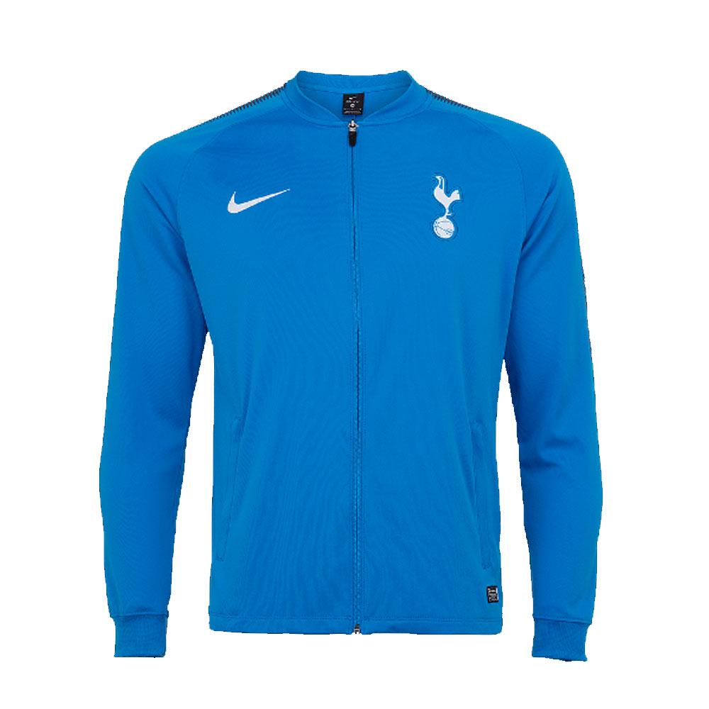 2017-2018 Tottenham Nike Core Trainer Jacket (Blue)