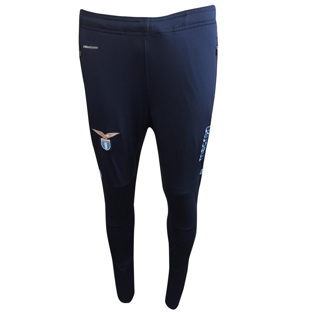 2017-2018 Lazio Macron Training Pants (Navy)