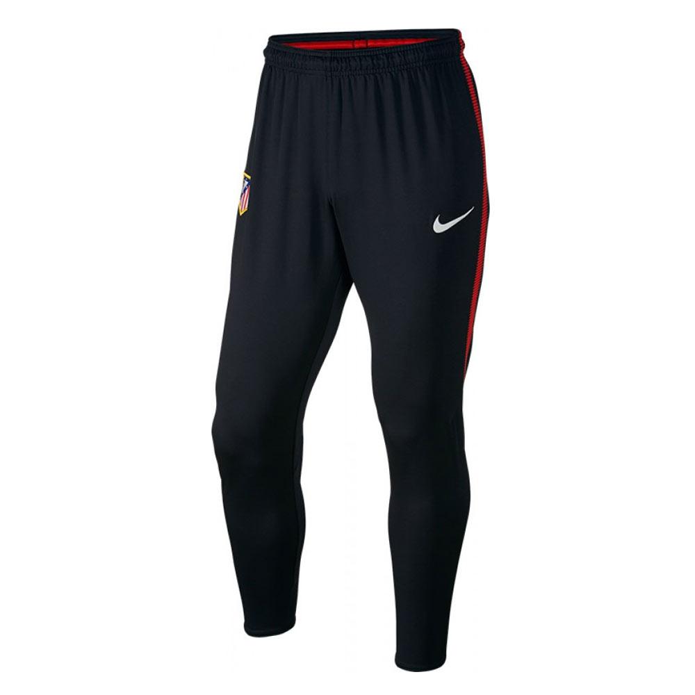 2017-2018 Atletico Madrid Nike Training Pants (Black)