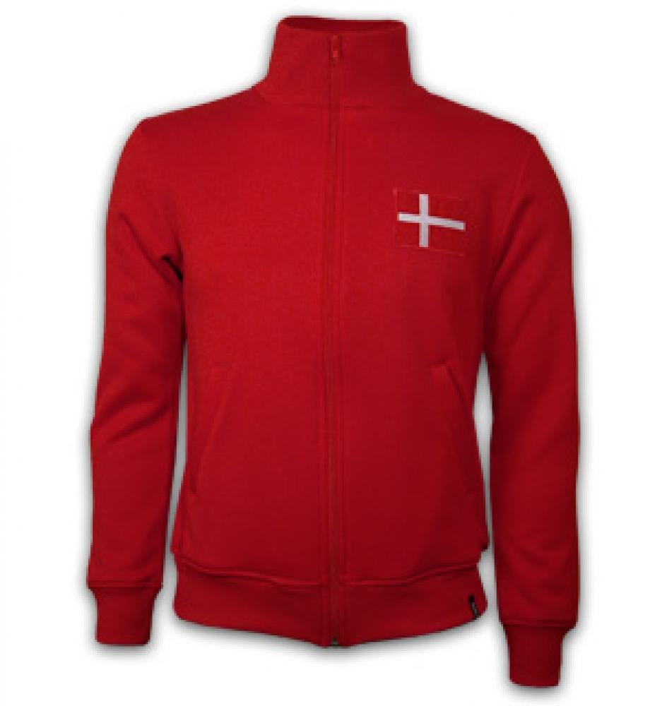 Denmark 1970's Retro Jacket polyester / cotton