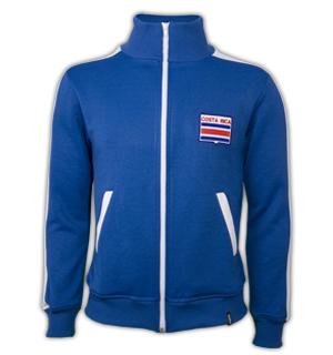 Costa Rica 1980's Retro Jacket polyester / cotton