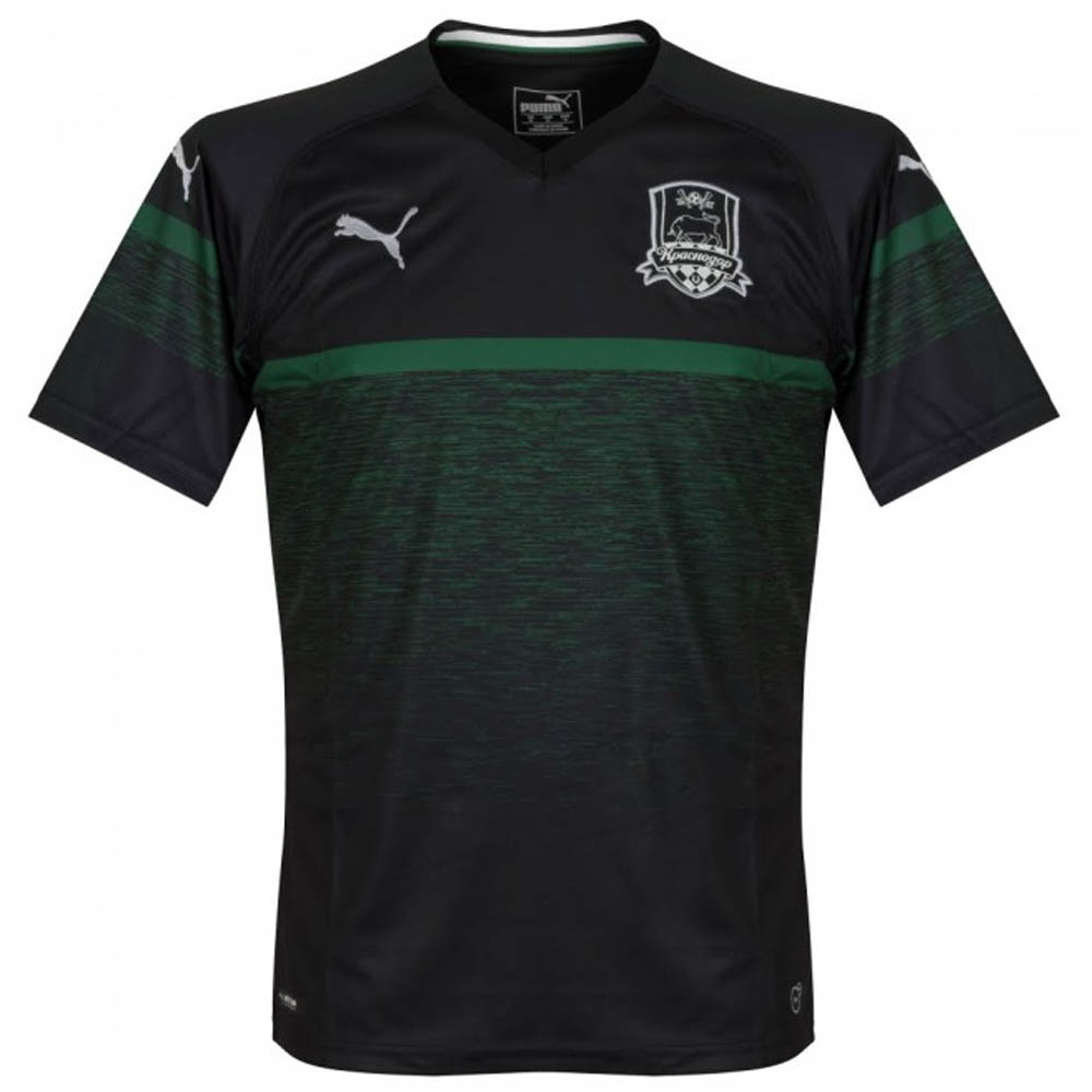 New form of FC Krasnodar in 2018-2019 19