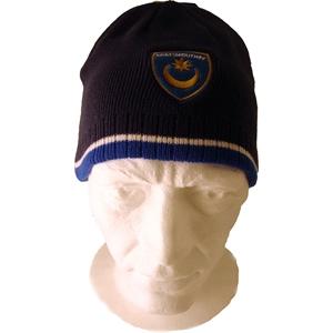 Portsmouth FC Basic Reverse Knit Hat (56cm)