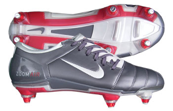Air Zoom Total 90 III SG Football Boots Graphite / White