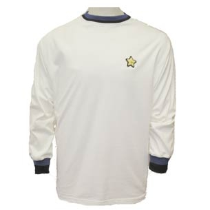 Inter Milan 60's-70's White Away
