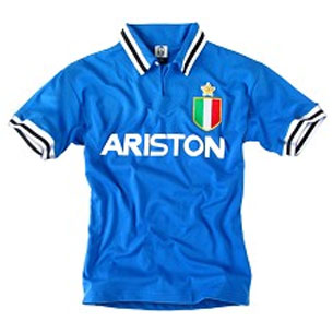 Juventus Blue Ariston Shirt