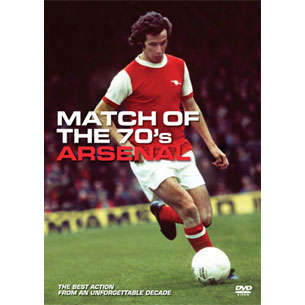 Arsenal: Match of the 70s