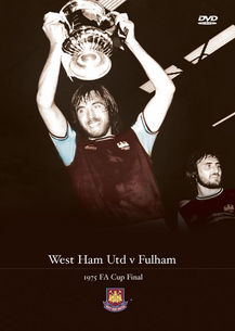 West Ham v Fulham 1975 FA Cup Final DVD
