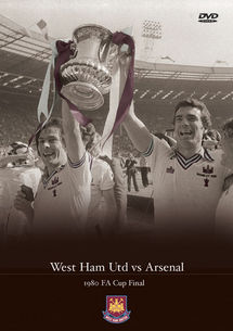 West ham v Arsenal 1980 FA Cup Final