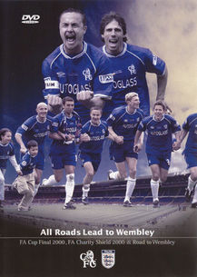 Chelsea FC Vs Aston Villa 2000 FA Cup Final DVD