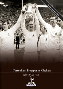 Spurs v Chelsea 1967 FA Cup Final DVD