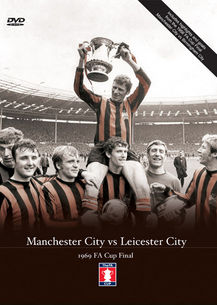 Manchester City v Leicester City 1969 FA Cup Final DVD