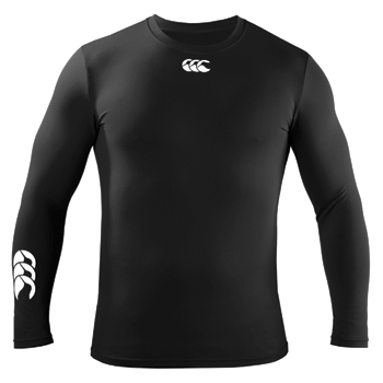 Base Layer Cold LS Tshirt Kids Black