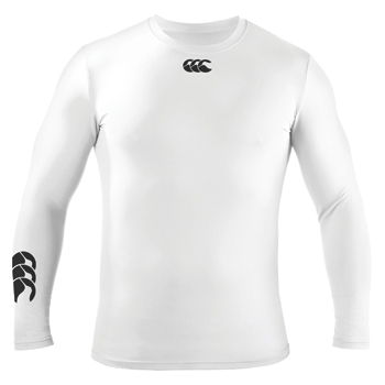 Base Layer Cold LS Tshirt Kids White