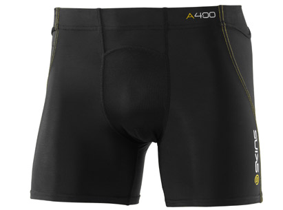 Skins A400 Series Compression Sport Shorts Black
