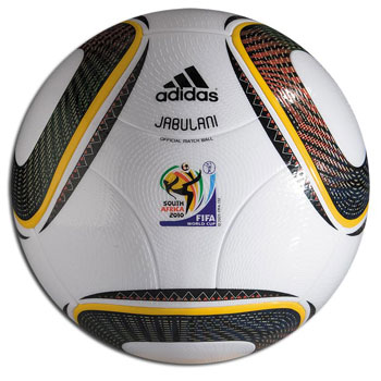 Jabulani FIFA World Cup 2010 Official Match Ball