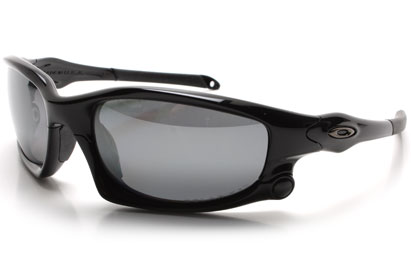 Polarised Split Jacket Polished Black OO9099-04 Sunglasses