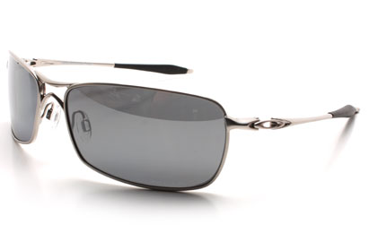 Oakley Crosshair 2.0 Polarised OO4044 03 Lead Sunglasses
