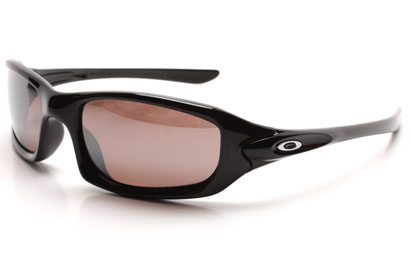 Oakley Polarized Fives 4.0 OO9084 26-205 Black Sunglasses