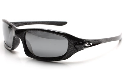 Oakley Polarized Fives OO9084 12-993 Black Sunglasses