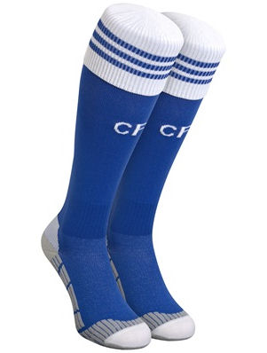 201112 Chelsea Adidas Home Football Socks (Blue)