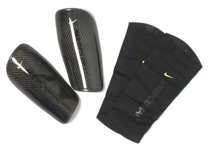 Dri-FIT Mercurial Blade Shin Guards Black/Green